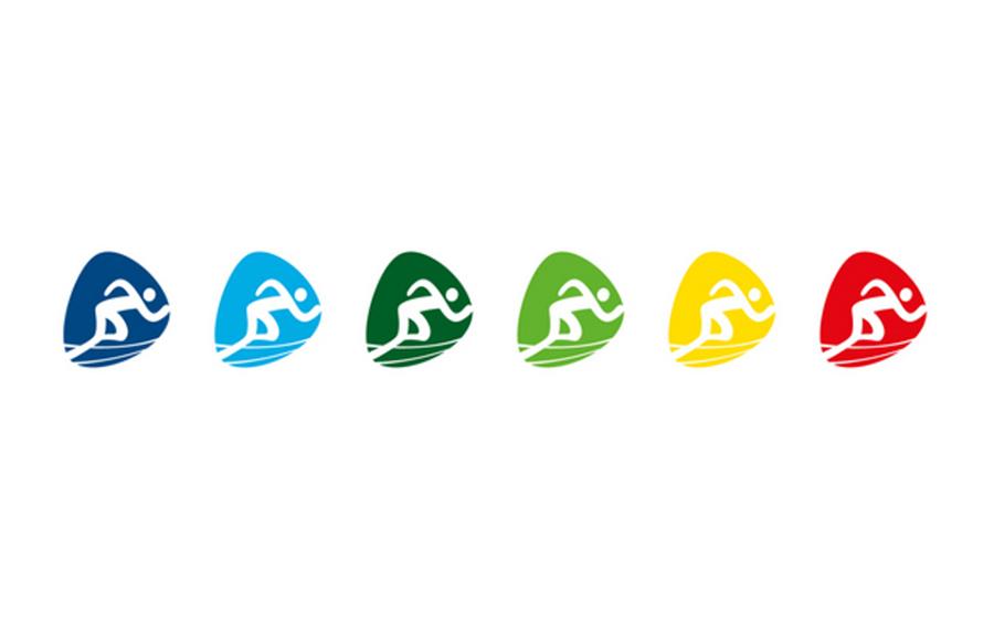 Pictogramas Olímpicos - Rio 2016